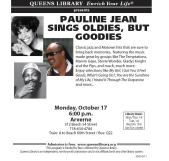 Pauline Jean Sings Oldies, but Goodies