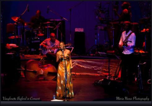 Vaughnette Bigford in Concert